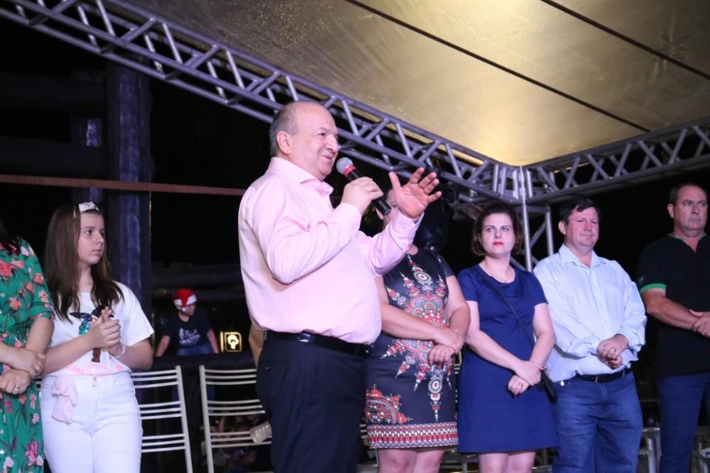 Natal para Todos 2019 em Lucas do Rio Verde