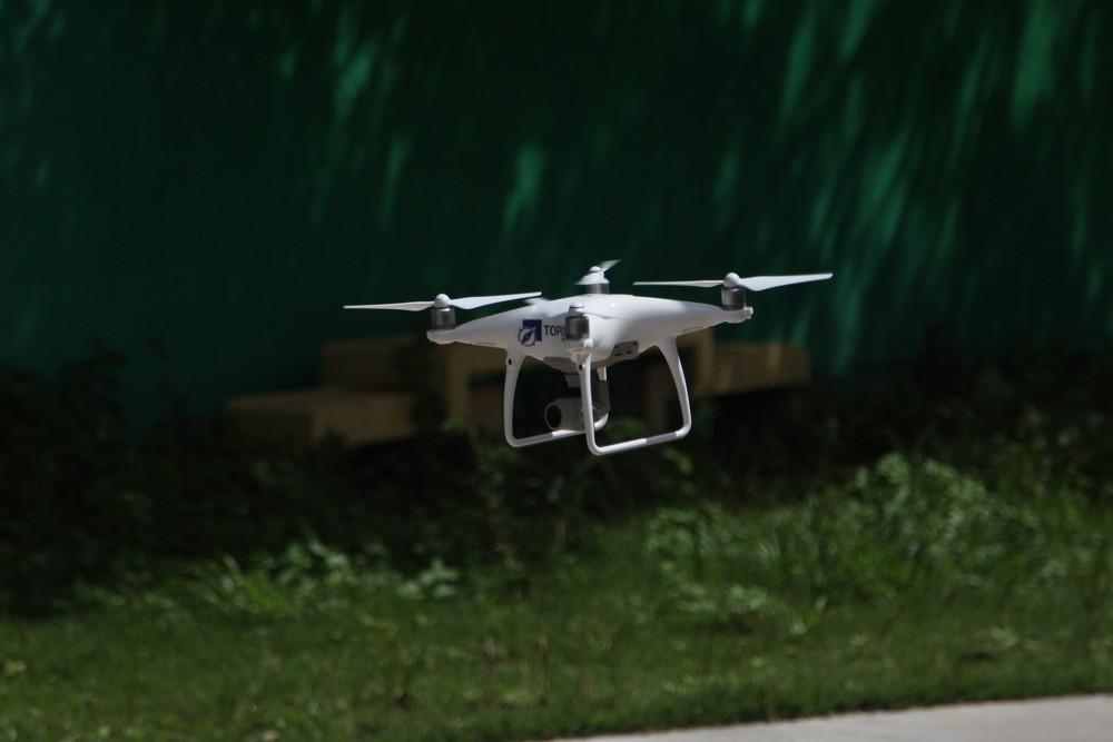 Prefeitura de Sinop (MT) começa a utilizar drones para monitorar focos de dengue em casas fechadas