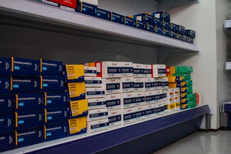 A migração ocorrerá do Componente Especializado da Assistência Farmácia (CEAF) para o Componente Estratégico da Assistência Farmácia (CESAF) - Foto por: Tchélo Figueiredo
