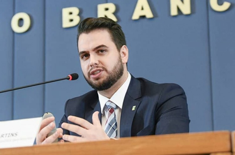 CPI focará especialmente a atuação de Martins no chamado gabinete paralelo , como indica o requerimento dos senadores Humberto Costa  e Rogério Carvalho  - facebook