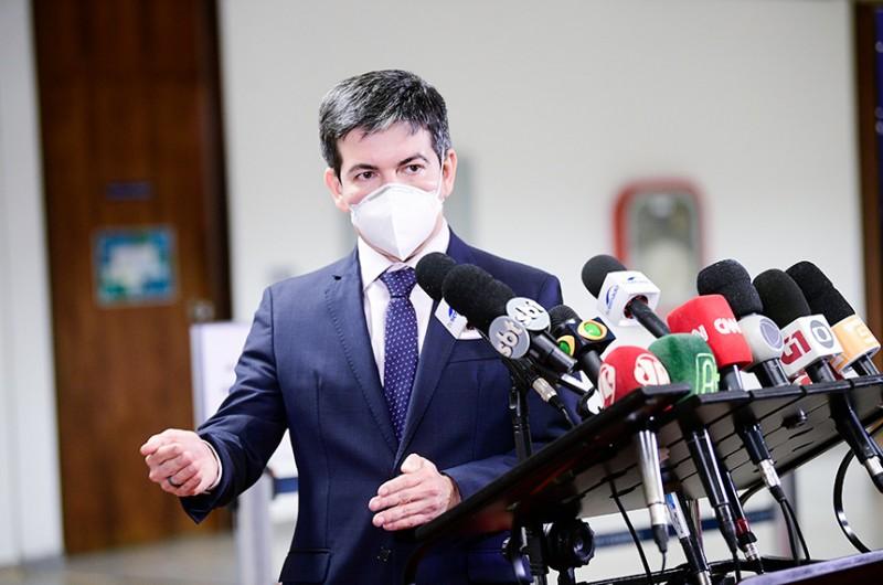 O senador disse que a nova fase deve investigar a compra da vacina Covaxin pelo governo federal - Agência Senado