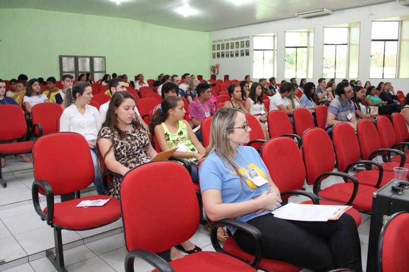 I Conferência Municipal de Políticas Públicas de Juventude, realizada em 2015. Foto: Ascom Prefeitura