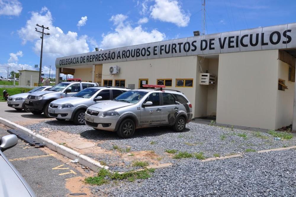 Derrfva - Cuiabá — Foto: Polícia Civil de MT