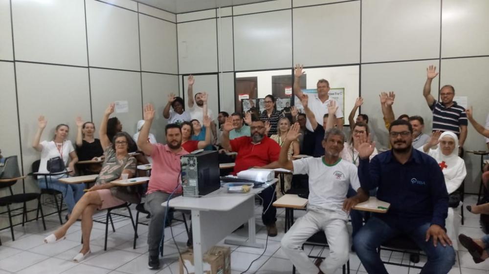 Conselho Municipal de Saúde de Sinop define nova presidência para biênio 2020/2021