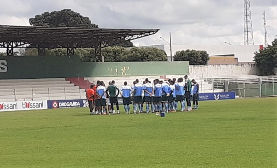 Jogo com o Mixto é tratado como final de campeonato pelo Luverdense