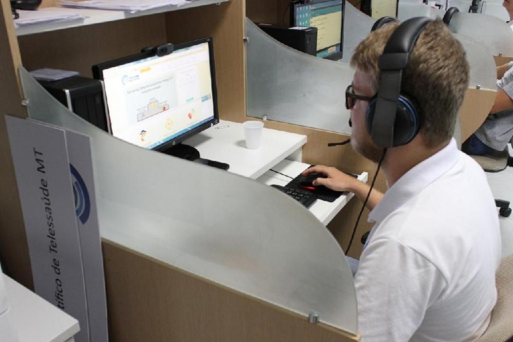 Teleconsultoria auxilia profissionais da saúde e esclarece dúvidas sobre coronavírus