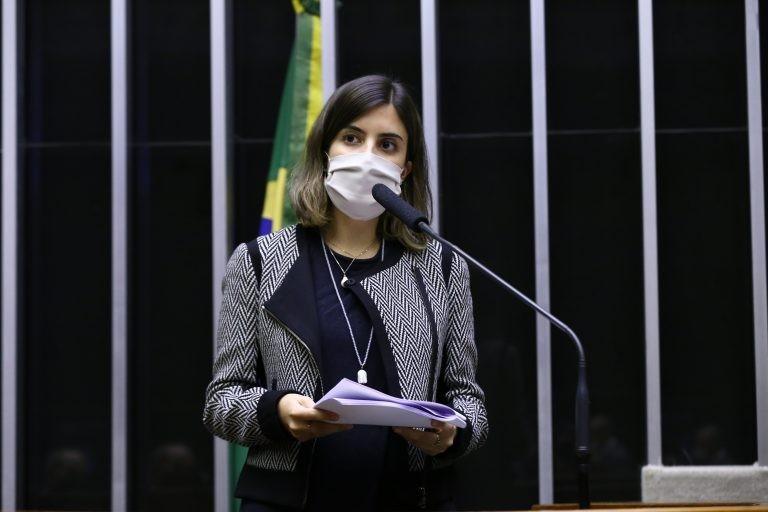 Tabata Amaral: consolidará incontestáveis reflexos positivos da amamentação - (Foto: Maryanna Oliveira/Câmara dos Deputados)