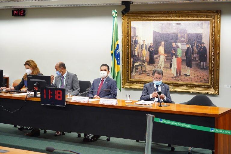 Comissão de Constituição e Justiça da Câmara dos Deputados - (Foto: Pablo Valadares/Câmara dos Deputados)