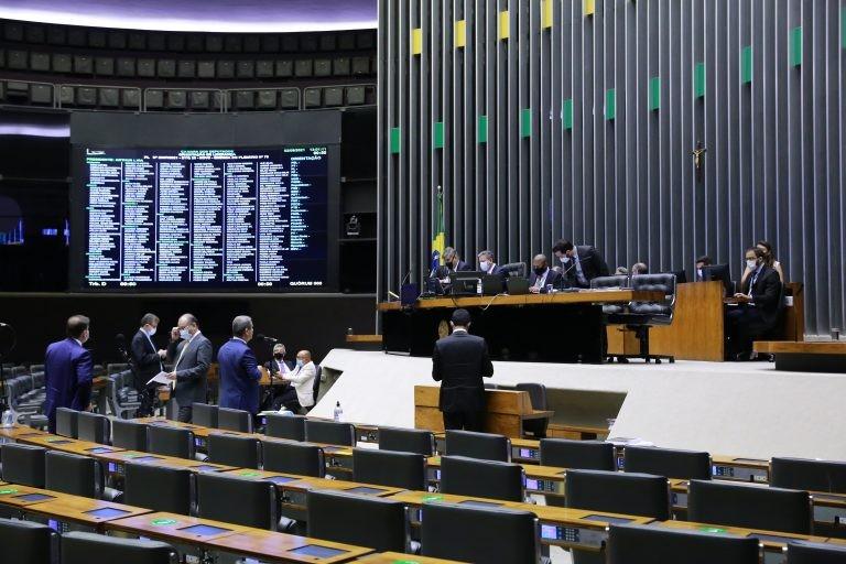 Sessão do Plenário da Câmara dos Deputados - (Foto: Michel Jesus/Câmara dos Deputado)