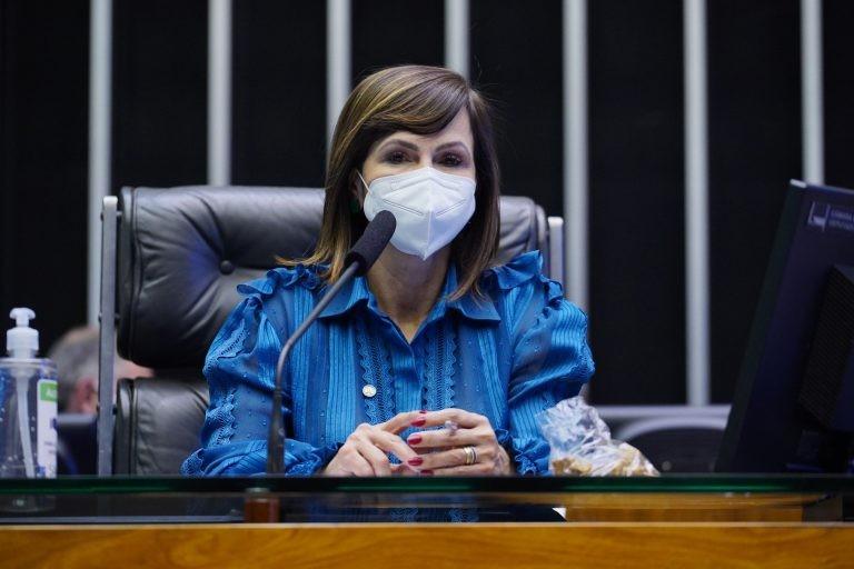 Professora Dorinha: acreditamos que uma política será bastante positiva - (Foto: Pablo Valadares/Câmara dos Deputados)