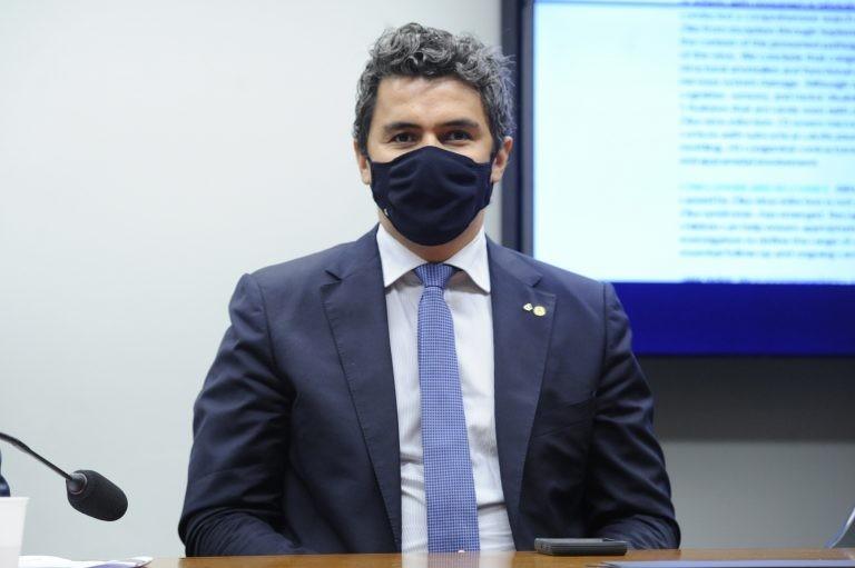 Diego Garcia deixou detalhamento para uma futura regulamentação da lei - (Foto: Cleia Viana/Câmara dos Deputados)