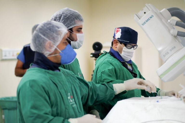 Muitas cirurgias eletivas deixaram de ser realizadas em razão da pandemia - (Foto: Pedro Guerreiro/Ag. Pará)