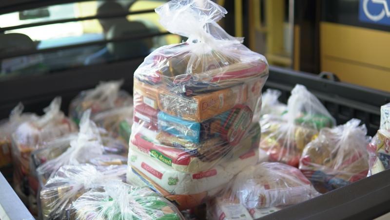 Escolas municipais concentrarão entrega de kits alimentícios para beneficiários do Bolsa Família com filhos matriculados na rede