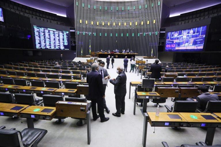 Plenário da Câmara dos Deputados - (Foto: Cleia Viana/Câmara dos Deputados)
