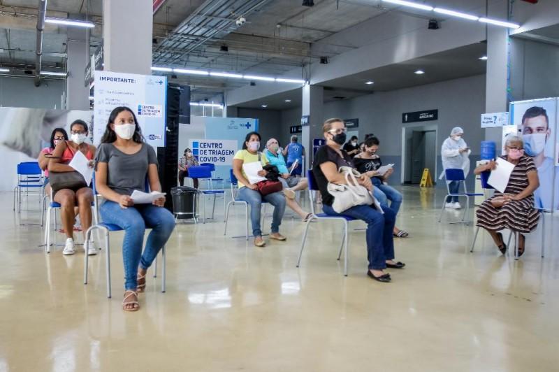 O desligamento ocorre após a diminuição de casos, hospitalizações e óbitos por coronavírus em Mato Grosso. - Foto por: Christiano Antonucci
