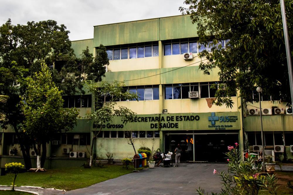 Secretaria de Saúde - Fachada - Profissionais - Edifício - Foto por: Christiano Antonucci