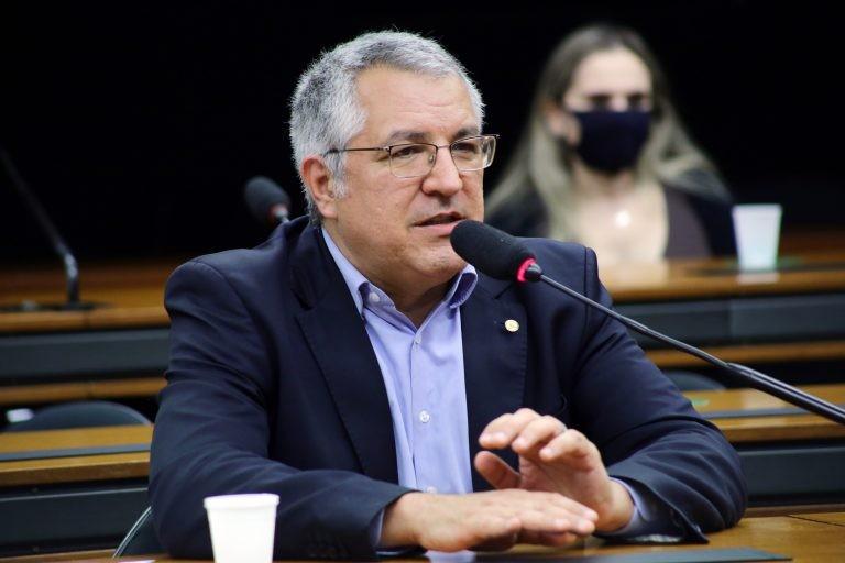 Alexandre Padilha solicitou o debate - (Foto: Michel Jesus/Câmara dos Deputados)