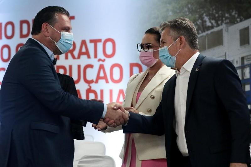 Senador da República Carlos Fávaro - Foto por: Mayke Toscano/Secom-MT