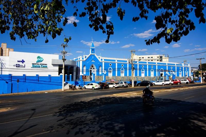 Unidade hospitalar também oferecerá, nos dias 23 e 24 de setembro, um mutirão de consultas ambulatoriais - Foto por: Marcos Vergueiro | Secom-MT