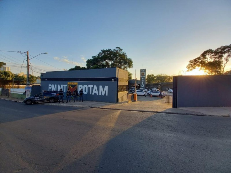- Foto por: Rotam/ PMMT