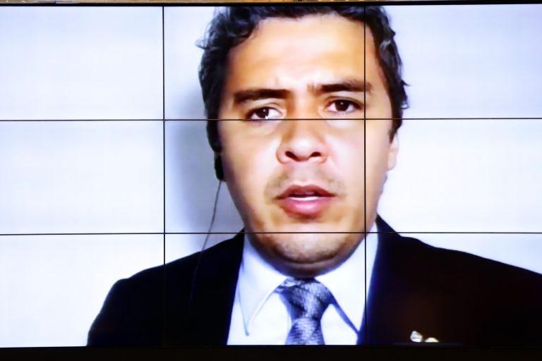 Diego Garcia afirma que já apresentou defesa prévia - (Foto: Gustavo Sales/Câmara dos Deputados)