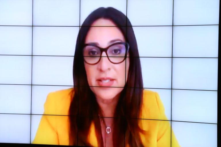 Rejane Dias: muitos sofrem com a sensação de insegurança ao desembarcar - (Foto: Cleia Viana/Câmara dos Deputados)