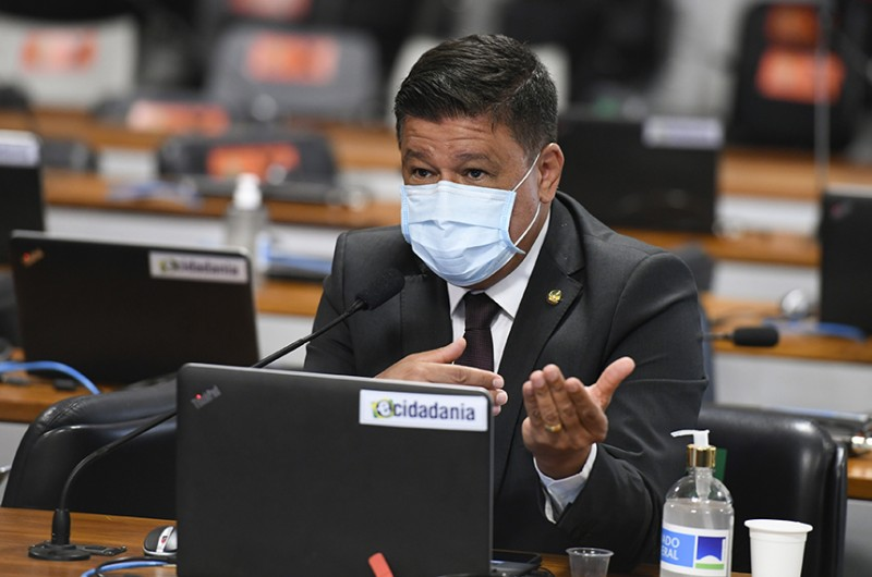 O relator da Medida Provisória é o senador Carlos Viana (PSD-MG) - Edilson Rodrigues/Agência Senado