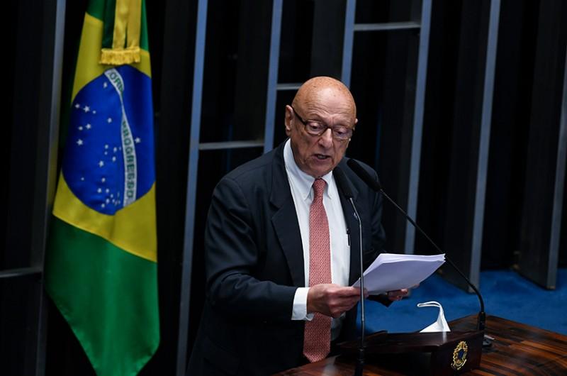 O senador propôs uma audiência pública sobre o assunto na Comissão de Relações Exteriores