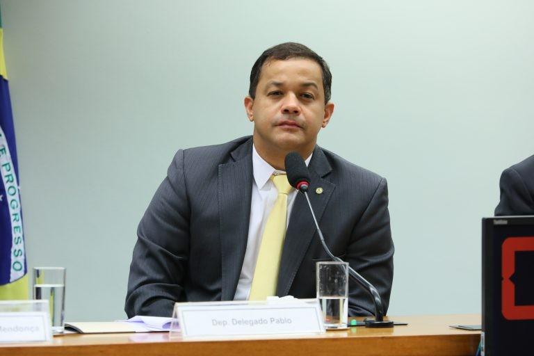 Delegado Pablo: proposta respeita a Constituição - (Foto: Cleia Viana/Câmara dos Deputados)