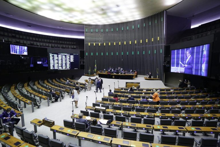 Plenário da Câmara dos Deputados - (Foto: Michel Jesus/Câmara dos Deputados)
