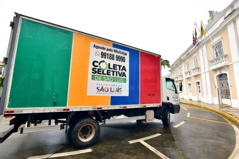 Segundo estudo, apenas 2% do lixo urbano é reciclado no Brasil - (Foto: Divulgação/Agência São Luís)