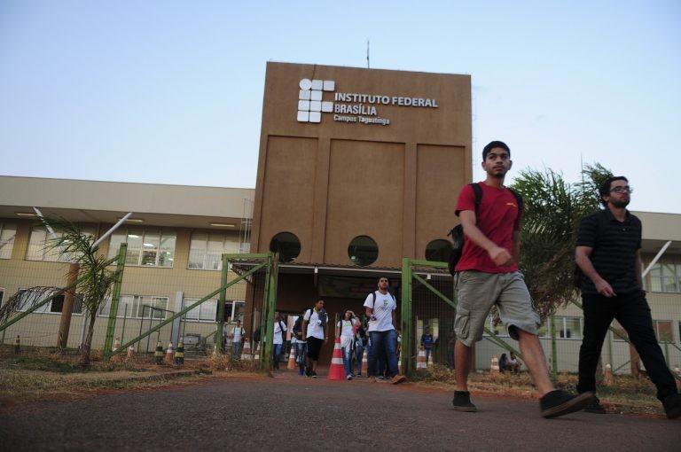 Portaria regulamentou atividades de docentes na rede federal - (Foto: Pedro Ventura/Agência Brasília)