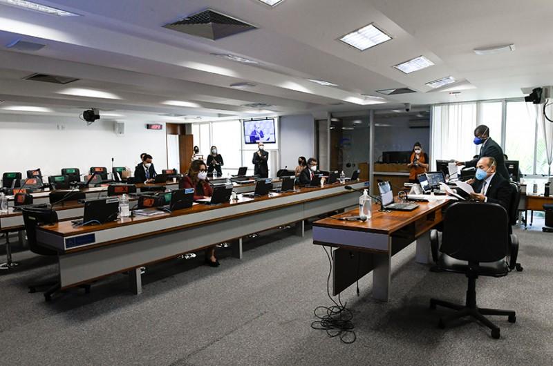 Aprovado pela Comissão de Educação, o PL 2.127/2019, que teve relatório favorável do senador Roberto Rocha (PSDB-MA), segue para a votação em Plenário - Roque de Sá/Agência Senado