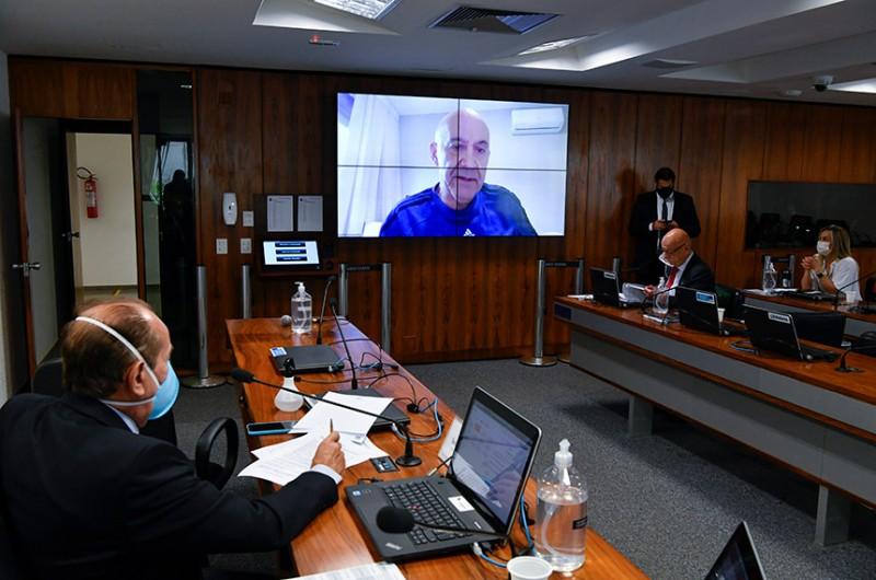 O projeto foi relatado na Comissão de Educação pelo senador Confúcio Moura (MDB-RO) - Leopoldo Silva/Agência Senado