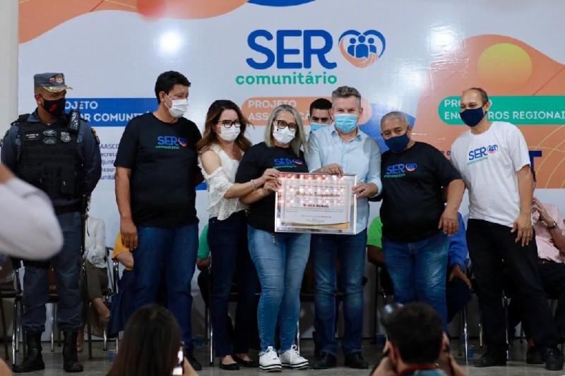 Governo de MT realiza 1º Encontro Regional de Líderes Comunitários em Rondonópolis - Foto por: Secom-MT