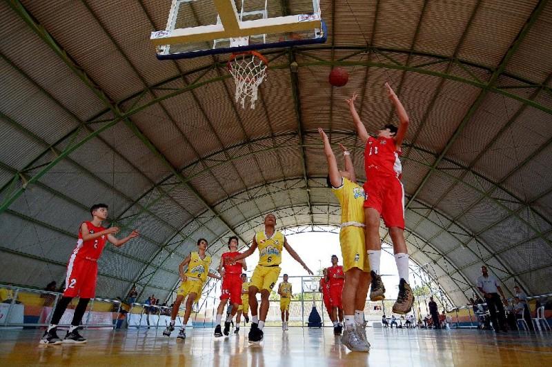 Jogos Escolares 2019 - etapa Regional Verde em Palmas (TO) - Foto por: COB