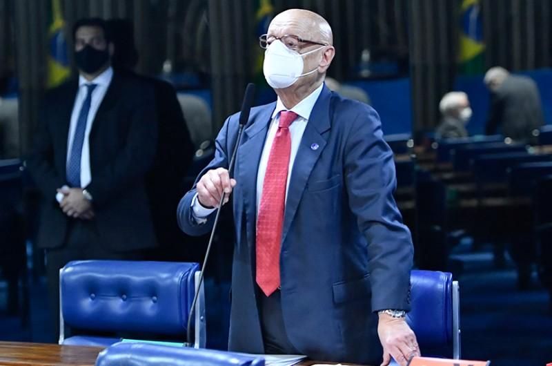 A sessão de debates foi requerida pelo senador Esperidião Amin (PP-SC) - Waldemir Barreto/Agência Senado