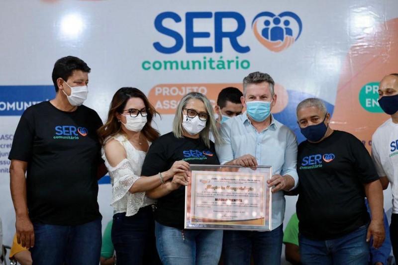 - Foto por: Jana Pessôa/Setas-MT