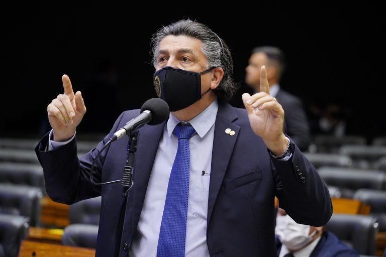 Felício Laterça: abandono afetivo retira a segurança das pessoas - (Foto: Pablo Valadares/Câmara dos Deputados)