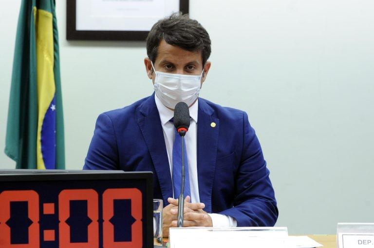 Dr. Luiz Antonio Teixeira Jr.: atividade física reduz o risco de quedas - (Foto: Gustavo Sales/Câmara dos Deputados)