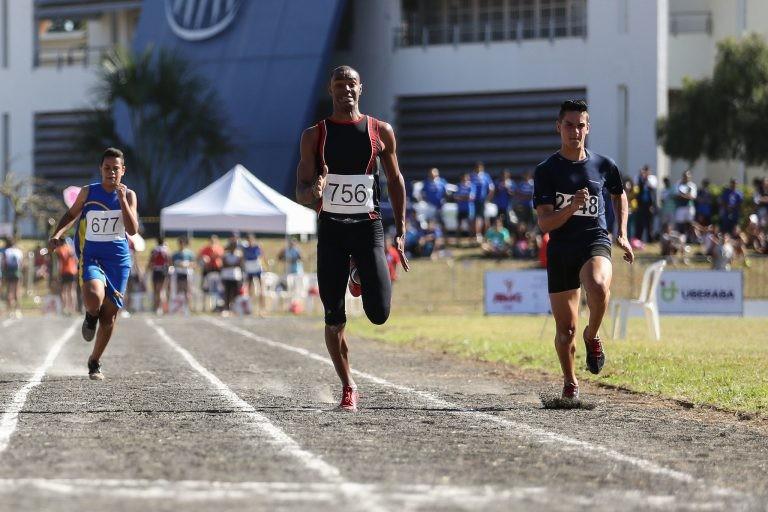 A edição deste ano reunirá 7.500 atletas escolares em 17 modalidades esportivas - (Foto: Tiago Ciccarini/FEEMG)