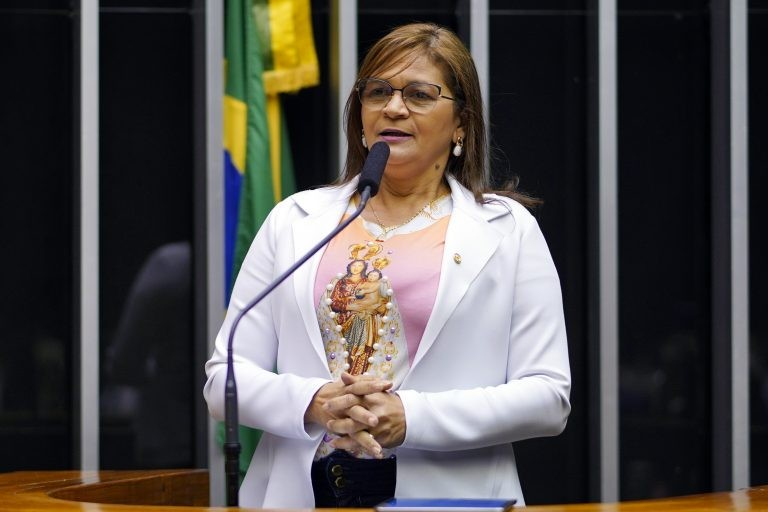 Leda Sadala: gastos não se referem à importância da entidade e sim à fonte dos recursos - (Foto: Pablo Valadares/Câmara dos Deputados)