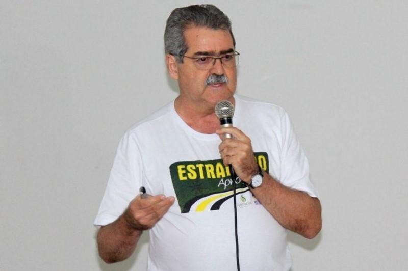 Edeon Vaz, diretor-executivo do Movimento Pró-Logística de Mato Grosso - Foto por: Reprodução