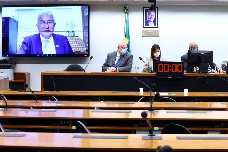 Pontes: faltaram recursos em 2021 para importação e produção das drogas contra o câncer - (Foto: Cleia Viana/Câmara dos Deputados)