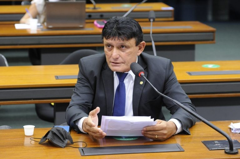 Delegado Eder Mauro recomendou a rejeição da proposta - (Foto: Gustavo Sales/Câmara dos Deputados)