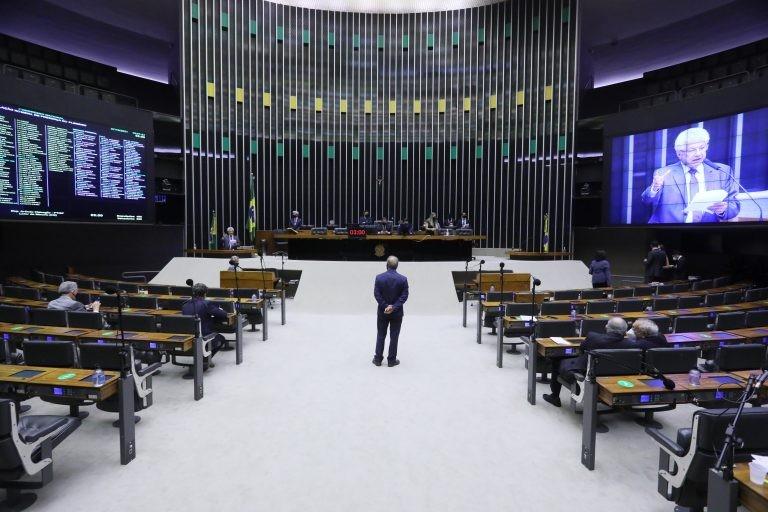 Sessão virtual do Plenário da Câmara dos Deputados - (Foto: Cleia Viana/Câmara dos Deputados)