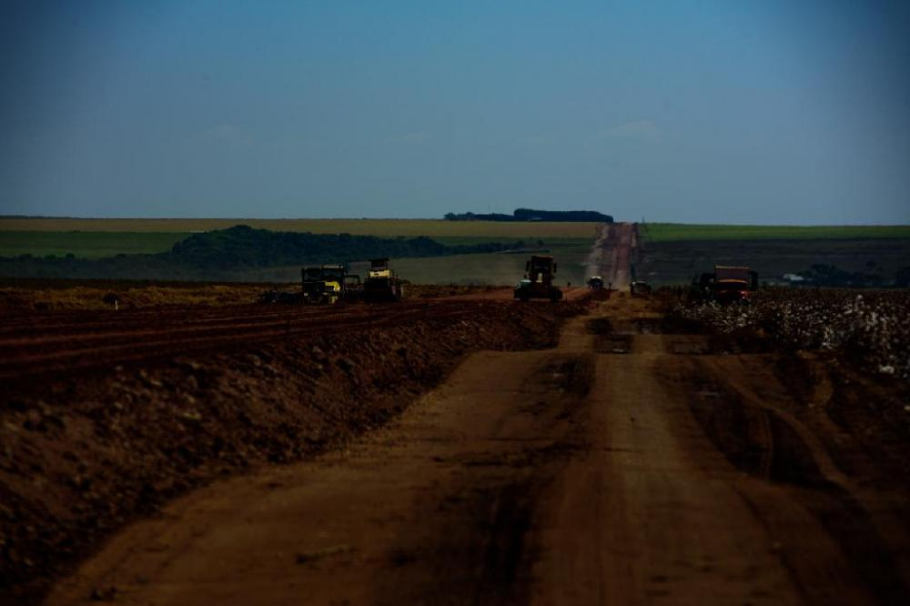 Sinfra abre licitação para pavimentar trecho da MT-140 e interligar BRs em Mato Grosso - Foto por: Marcos Vergueiro/Secom-MT
