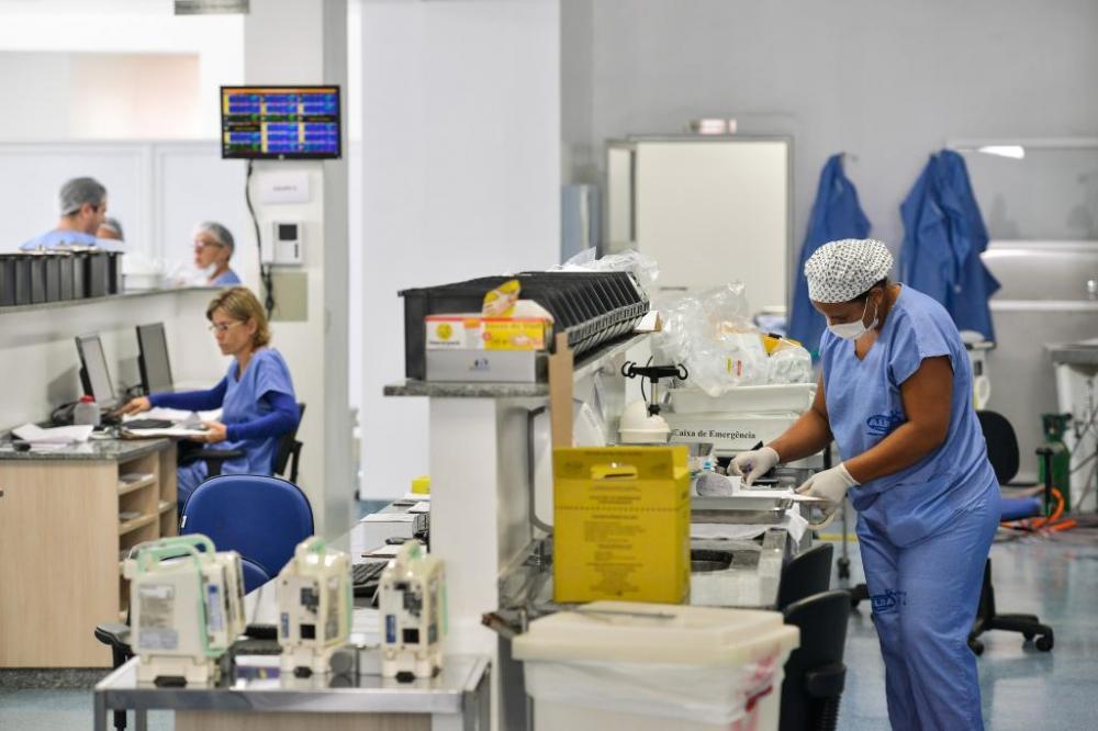 hospital regional - Foto por: Secom MT