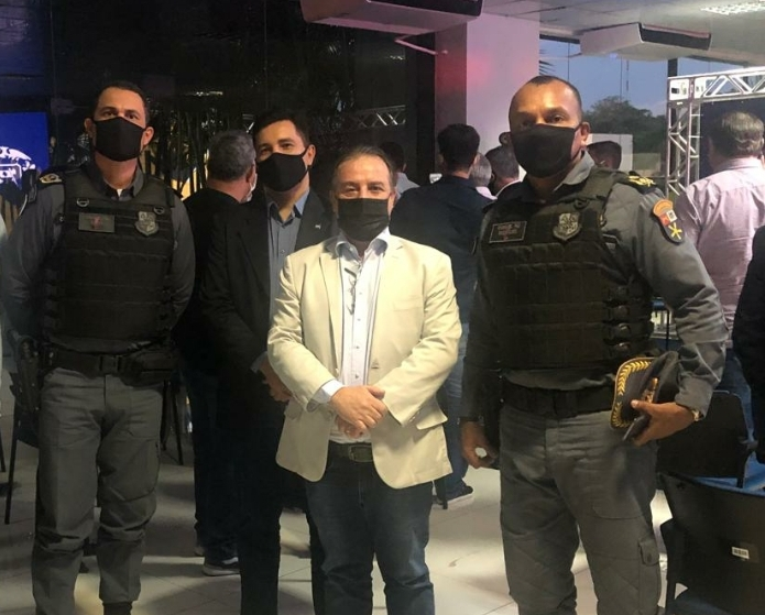 Deputado Silvio Fávero destina viaturas para municípios mato-grossenses