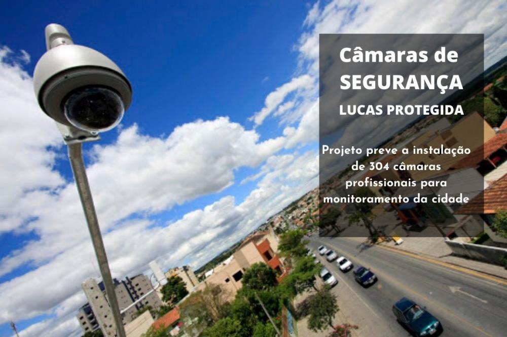 Projeto 'Lucas Protegida' deverá entrar em funcionamento no próximo mês